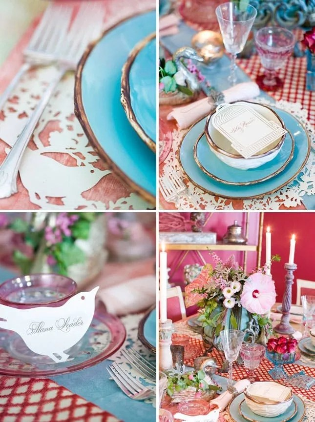 20 Clever Ideas For Stellar Spring Table Decor Brit Co