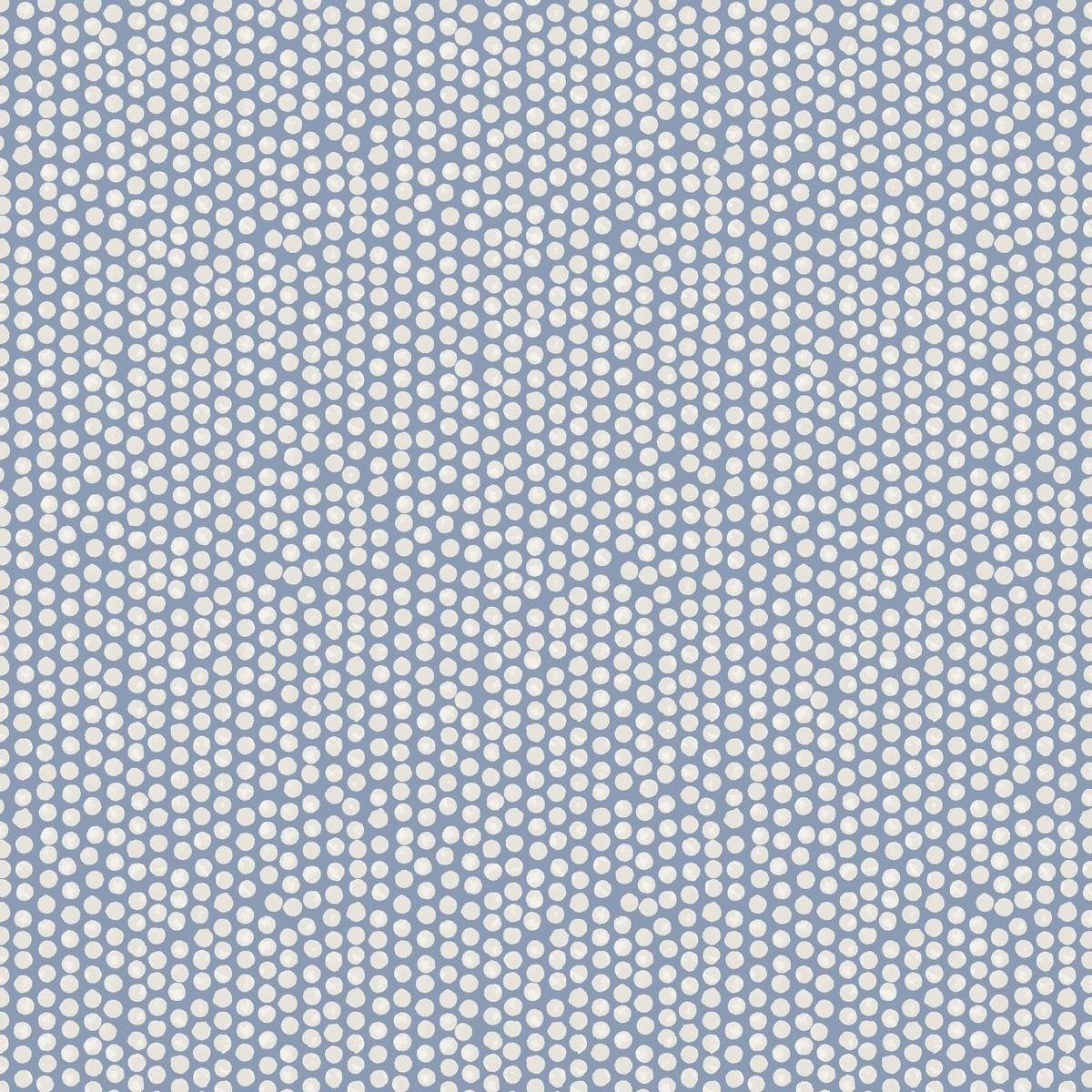 China Blue Curtains Spotty China Blue Made To Measure Curtains