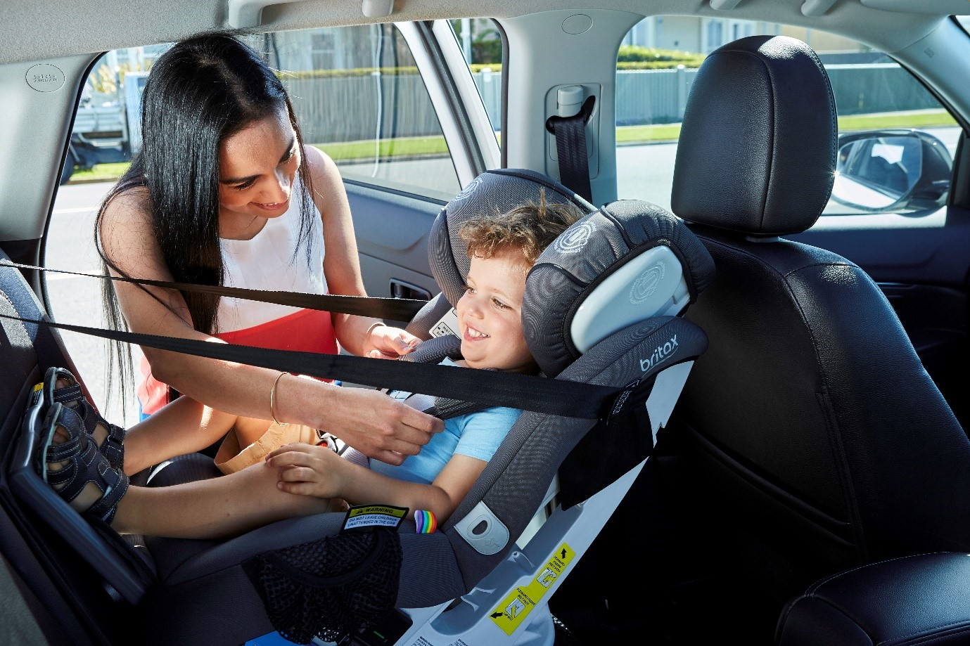 Infant Carrier Car Seat Guide Common Mistakes To Avoid When Fitting A Child Car Seat