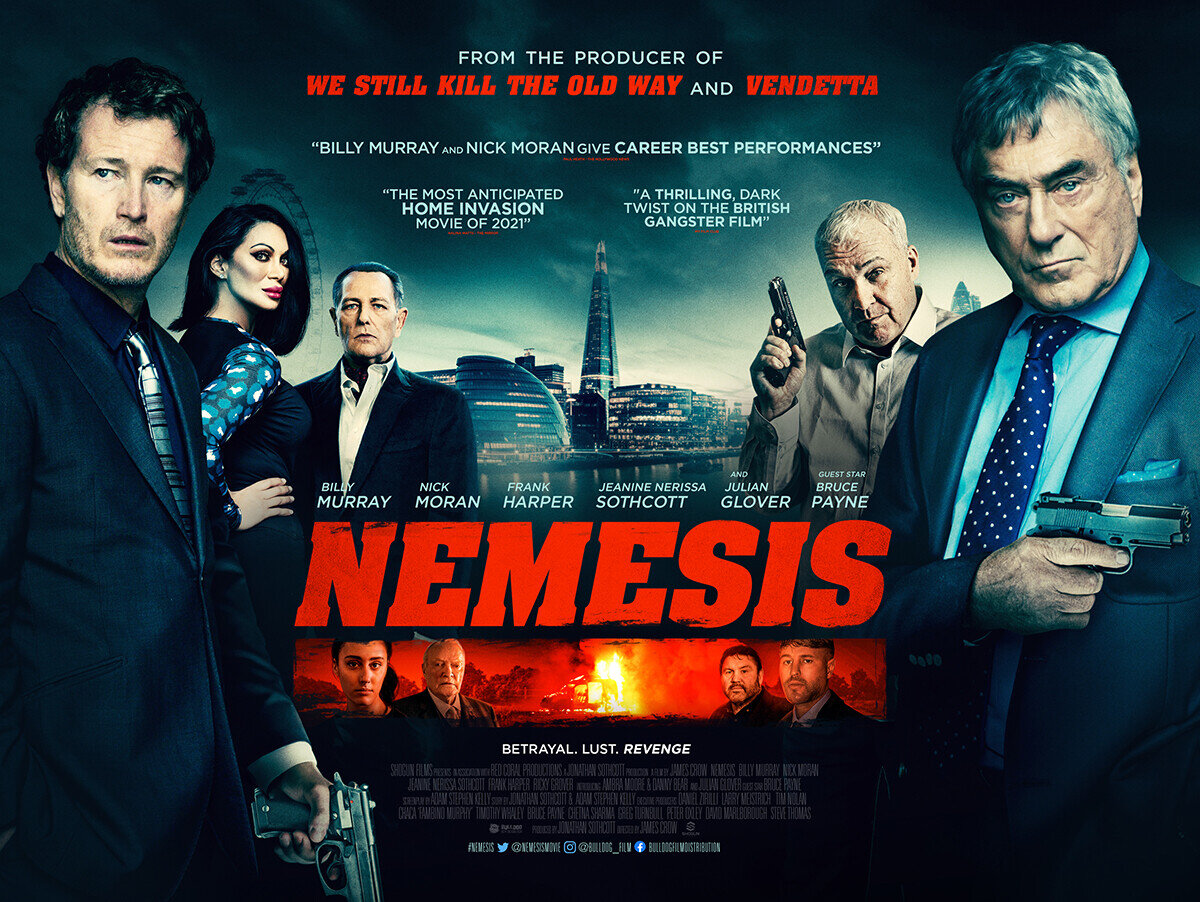 Win A Copy Of British Gangster Home Invasion Movie Nemesis On Dvd Britflicks