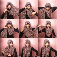 Tying the hijab: step-by-step guide | BritishAsianRoots