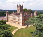 Downton Abbey and Village Tour of Locations