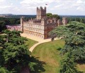 Downton Abbey and Village Car Tour