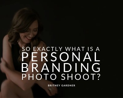What is a Personal Branding Photo Shoot? - Personal Brand Photographer & Brand Strategist ...