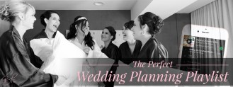 The Perfect Wedding Planning Playlist l britneytermale.com
