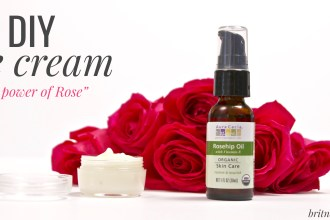 DIY Eye Cream: The Power of Rose