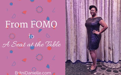 From FOMO to a Seat at the Table