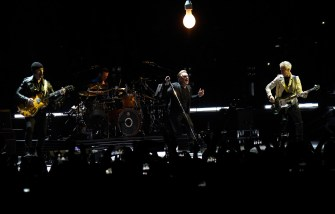 U2 en Sudamérica en el 2017?