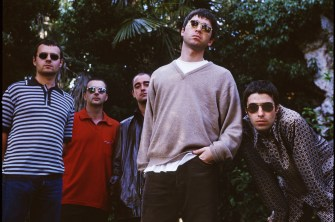 """Angel Child"", se publica un viejo demo de Oasis"