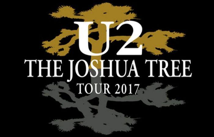 U2 trae este año el The Joshua Tree Tour 2017
