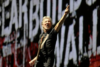 Roger Waters sobre la idea de un muro entre Estados Unidos y México