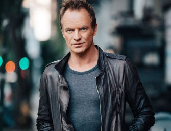 Sting – 57th and 9th