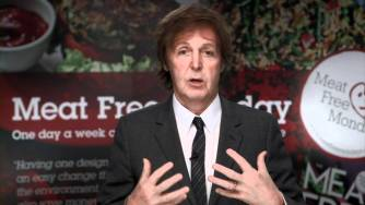Paul McCartney y su campaña One Day a Week