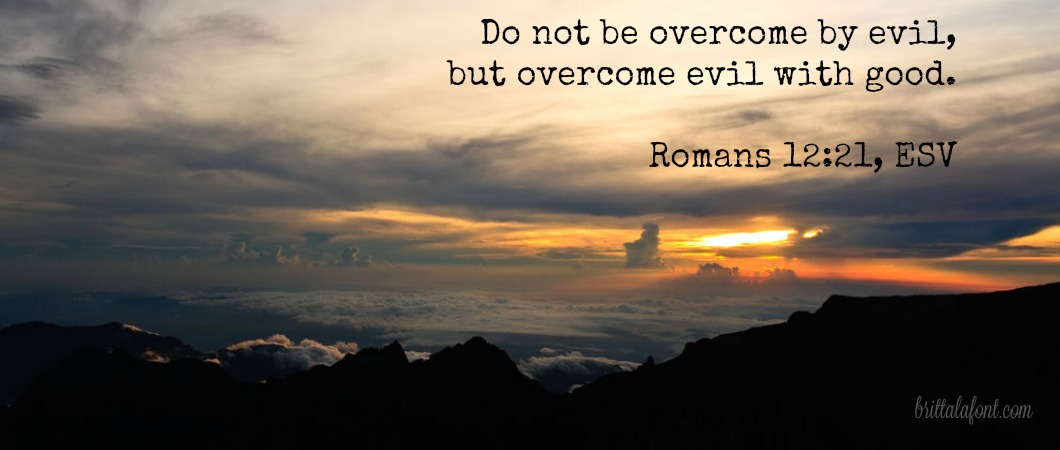 Day 27 #CuratingtheGood — Overcome