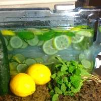 Flat Belly Water :: Refreshing