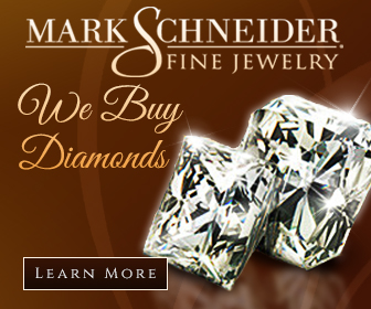 Mark Scheider - We Buy Diamonds - large rectangle