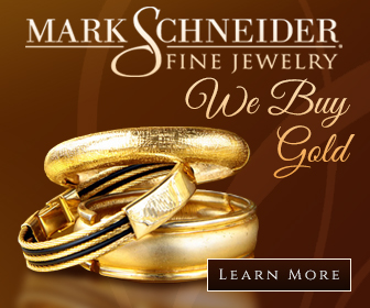 Mark Scheider - We Buy Gold - large rectangle