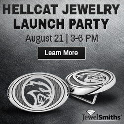 JewelSmiths - Hellcat Launch Party ad 16