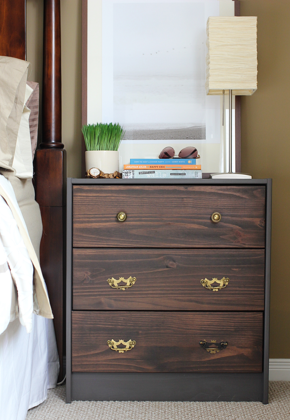 Ikea Rast Ikea Rast Nightstand Hack Brittany Stager