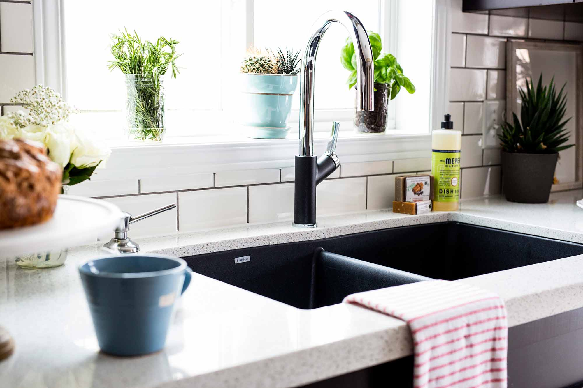 Blanco Sinks Canada New Year New Kitchen My Full Kitchen Reveal Brittany Stager