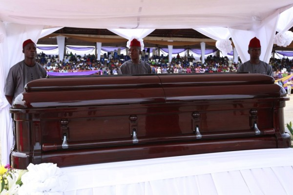 Achebe funeral 16