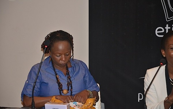 Ellah Allfrey. Deputy Editor of Granta