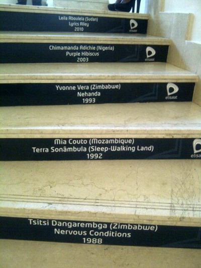 steps with writers name