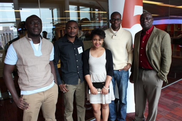 The Caine Prize Five