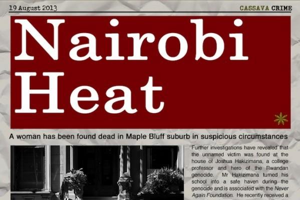 Nairobi Heat Cover
