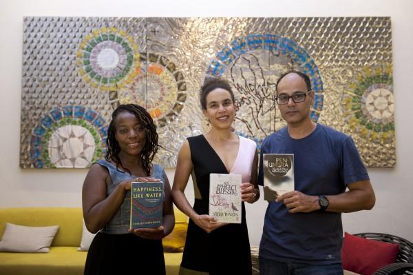 Etisalat Book Judges Retreat, Spier South Africa.