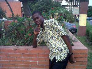 Portrait - Ifeoluwa