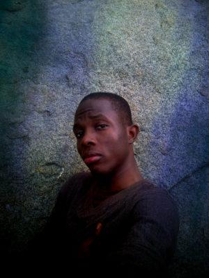 Portrait - Oriogun