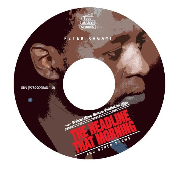 CD Cover - Kagayi Peter