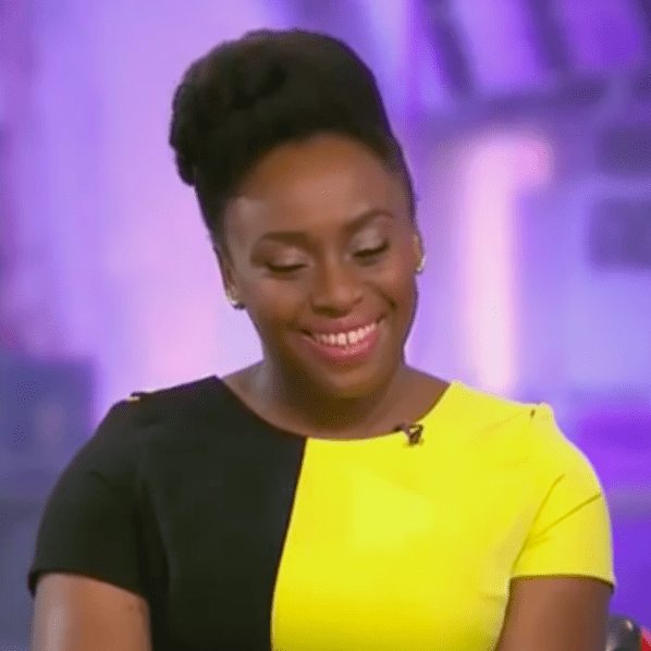 Adichie channel 4