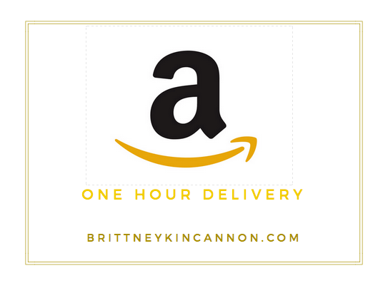 Amazon One Hour delivery