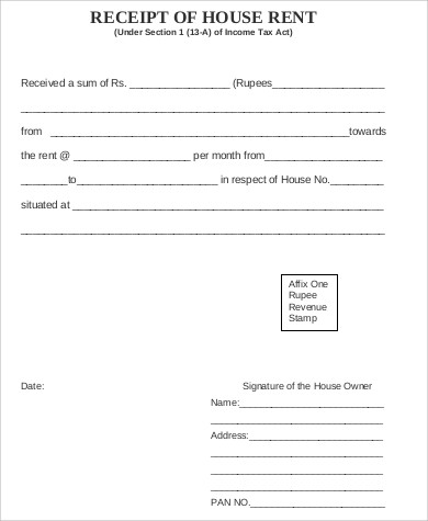 House Rent Form brittney taylor