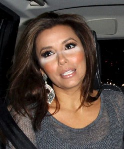 ©NATIONAL PHOTO GROUP Eva Longoria and Kevin Connolly have dinner at Katsuya restaurant in Hollywood. Job: 010511C5Non-Exclusive Jan. 4th, 2010 Los Angeles, CANPG.com