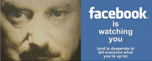 Facebook is Watching You - Logical Extremes