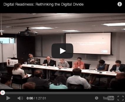 ITIF Digital Readiness Conference Video Dr. Nicol Turner-Lee