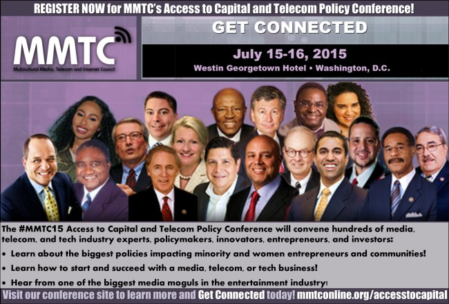 MMTC July 15-16 2015 Access to Capital Register Now Flyer
