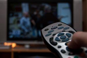 TV Remote Set Top