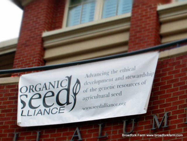 Organic Seed Growers Conference