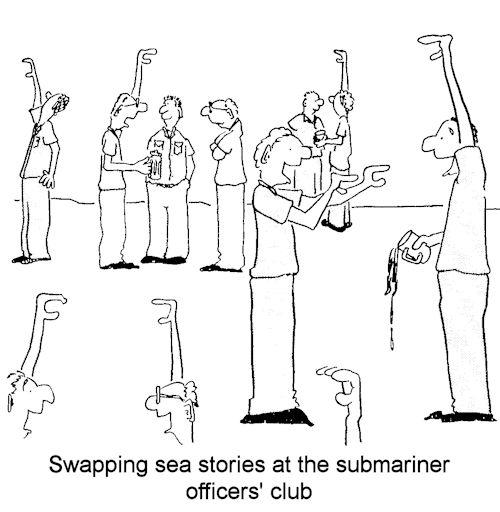 ASW sub stories