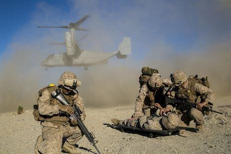 (USMC photo)
