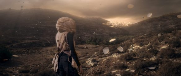 Hyperallergic discusses Larissa Sansour's video work