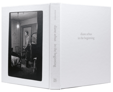 Image of diane arbus: in the beginning