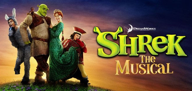 Shrek the Musical on Broadway, NYC