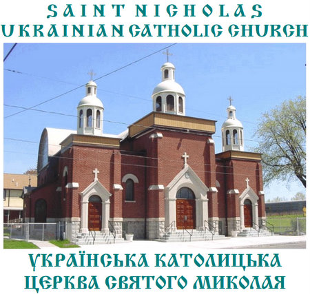 SAINT NICHOLAS UKRAINIAN CATHOLIC CHURCH