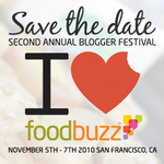Foodbuzz Food Blogger's Festival 2010 (1/6)