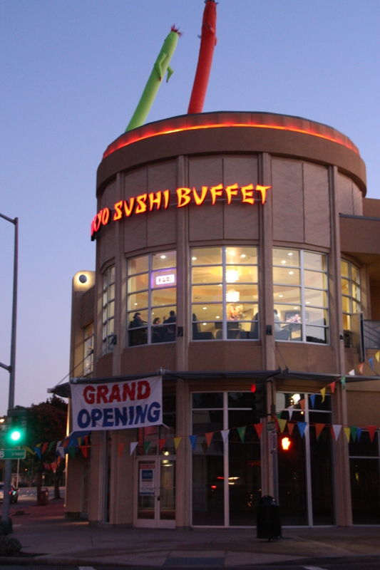 Kokyo Sushi Buffet (1/6)